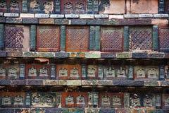 antyczna ściana Fotografia Stock