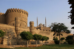 antyczna cytadela cairo Egipt Fotografia Royalty Free