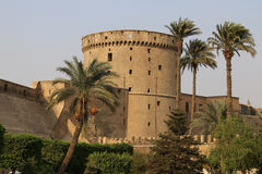 antyczna cytadela cairo Egipt Zdjęcie Royalty Free