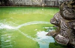 Antyczna fontanna Zdjęcia Stock