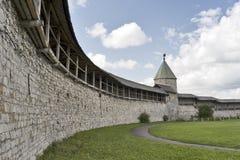 antyczna fortecy wierza ściana Zdjęcie Royalty Free