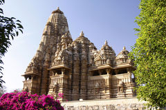 antyczna hinduska świątynia Obrazy Stock