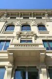 Antyczna i klasyczna architektura w Mediolan zdjęcie royalty free