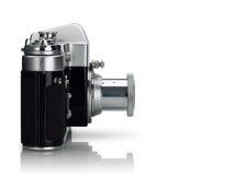 Antyczna kamera Zdjęcie Royalty Free