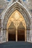 antyczna katedra Fotografia Royalty Free