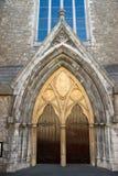 antyczna katedra Obraz Royalty Free