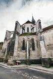 Antyczna katedra w Francja zdjęcie stock