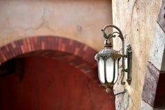 Antyczna latarnia uliczna Zdjęcie Royalty Free