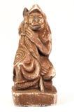 antyczna majska rzeźba zdjęcie royalty free
