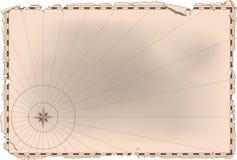 antyczna mapa royalty ilustracja