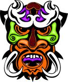 antyczna maska Obrazy Stock