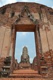 antyczna pagoda Obrazy Royalty Free