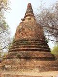 Antyczna pagoda 01 Obrazy Royalty Free