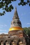 Antyczna pagoda, Tajlandia Fotografia Royalty Free