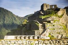 Antyczna ruina Mach Picchu Fotografia Stock