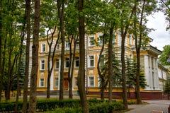 Antyczna siedziba gubernator Vitebsk obrazy stock