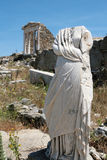 antyczna statua Zdjęcia Royalty Free