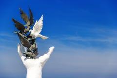 Antyczna statua Kusadasi Fotografia Royalty Free