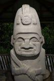 Antyczna statua w San Agustin Kolumbia Fotografia Royalty Free