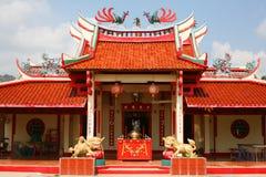 Antyczna Tajlandzka świątynia Fotografia Stock