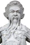 Antyczna władyki kamienia statua Obrazy Stock