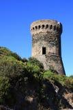 antyczna wieża obserwacyjna Zdjęcia Royalty Free