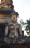 Antyczne Buddha statuy Obraz Stock