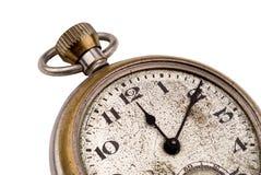 antyczne kieszonkowy zegarek Obraz Royalty Free