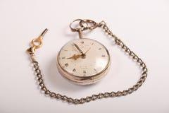 antyczne kieszonkowy zegarek Zdjęcia Stock