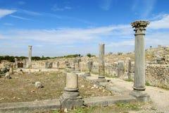 Antyczne kolumn ruiny Obraz Royalty Free