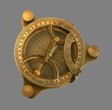 antyczne kompas Fotografia Royalty Free