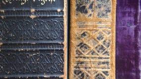 Antyczne książki zdjęcia royalty free