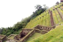 antyczne machu Peru picchu ruiny Zdjęcie Stock