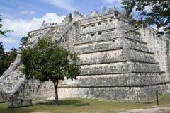 Antyczne Majskie ruiny Zdjęcia Royalty Free