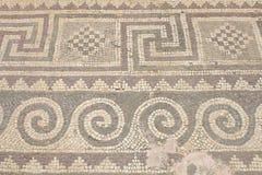 Antyczne mozaiki Fotografia Royalty Free