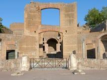 Antyczne resztki Romański miasto Lazio, Włochy - 010 Obraz Stock