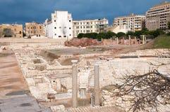 antyczne ruiny Zdjęcia Royalty Free
