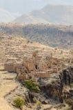 Antyczne ruiny Marokański kasbah w górach Anty atlant, Maroko, afryka pólnocna Zdjęcia Royalty Free
