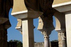 Antyczne ruiny Muzułmański miasteczko Medina Azahara 11 Zdjęcie Stock