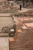 Antyczne Serdica rzymskie ruiny w Sofia, Bułgaria Obraz Royalty Free