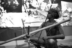 Antyczne statuy które przedstawiają życie ludzkie najpierw zdjęcie royalty free