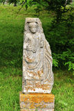 antycznego antica Italy mężczyzna ostia rzymska Rome statua Zdjęcia Stock