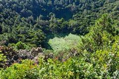 antycznego cerfs krateru wymarły trou wulkan Zdjęcie Royalty Free