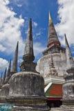 antycznego nakornsri pagodowy Thailand thammarat fotografia royalty free