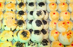 antycznego nazwanego chińskiego deserowego kanom rodzima bonkreta Zdjęcie Stock