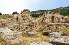 Antycznej świątyni ruiny Obraz Royalty Free