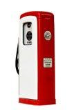 antycznej benzyny odosobniona stara pompa Obraz Royalty Free