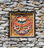 antycznej sztuki phutan świątynia Zdjęcia Royalty Free