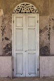 Antyczni drzwi Fotografia Royalty Free