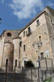 Antyczni klasztory Obrazy Royalty Free